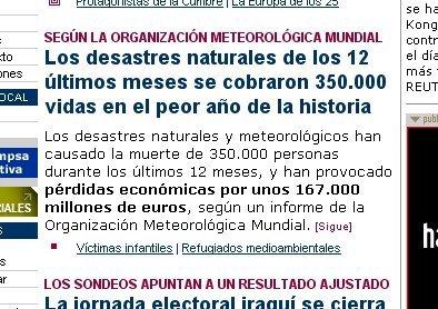 El Mundo 15-12-2005