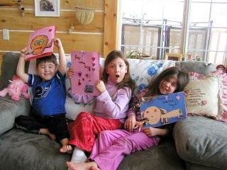 AJ, Lexie & Ashlee