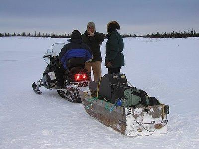 Huslia, Alaska, -20F