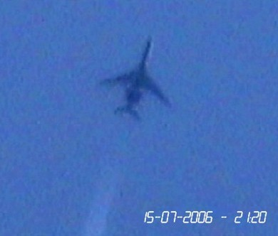 MD-80: Scie chimiche a bassa quota - Il filmato