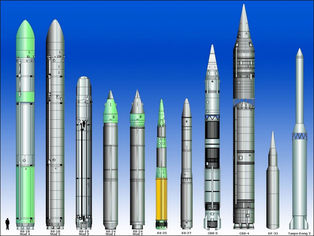 Resultado de imagen de La prueba de lanzamiento del misil Minuteman III