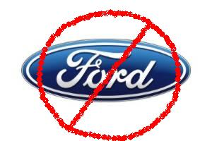 Far Right-Wing Minded: Boycott Ford Motor Company