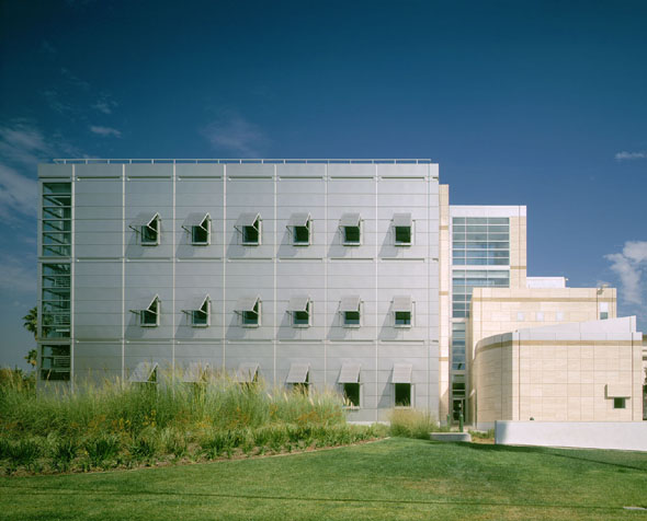 Broad Center for the Biological Sciences - X-Ray Machines Bl