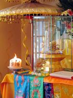 Reliquias de Buda Shakyamuni