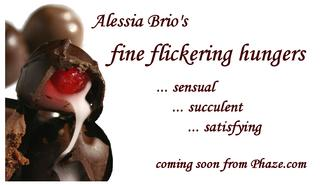 Alessia's fine flickering hungers