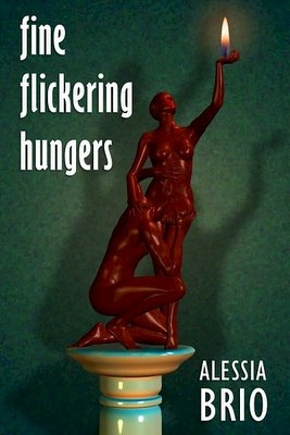 fine flickering hungers (cover)