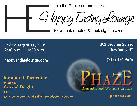 Phaze flyer