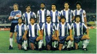 Fc Porto -  Final dos Campeões