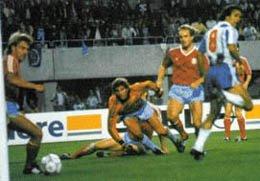 Fc Porto Final da Taca dos Campeões 1987 - Imagens do Momento
