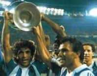 Taca dos Campeões 1987 - Imagens do Momento