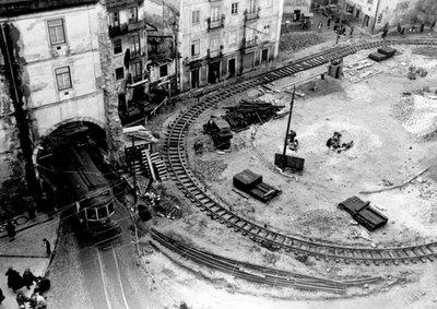 Obras no Martim Moniz (F. da Cunha, 1947)