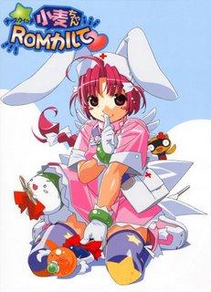 manga nurse
