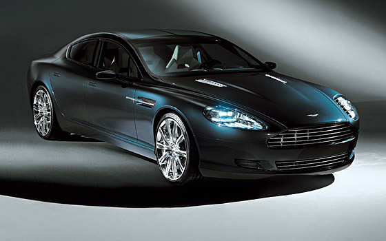 The Unofficial Aston Martin Blog - Aston martin four door