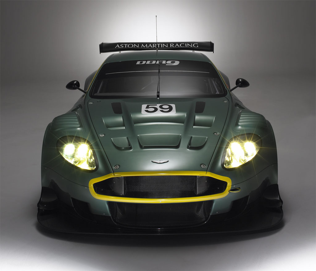 The Unofficial Aston Martin Blog