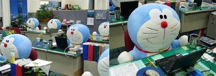 Doraemons.