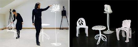 Sketch furniture .