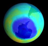 Ozone hole.