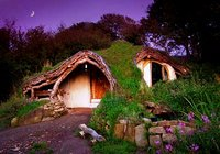A real life hobbit house.
