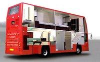 London's double decker bus.