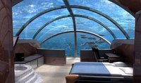 World's first undersea hotel to be located off the coast of a private island in Fiji.