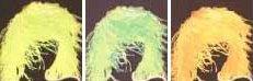 Voltage Self-Illuminating Hair Gel.