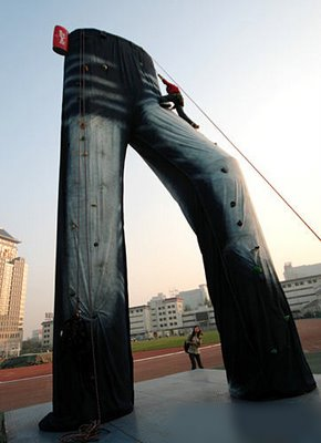Giant Jeans.