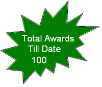 Total Awards Till Date 100