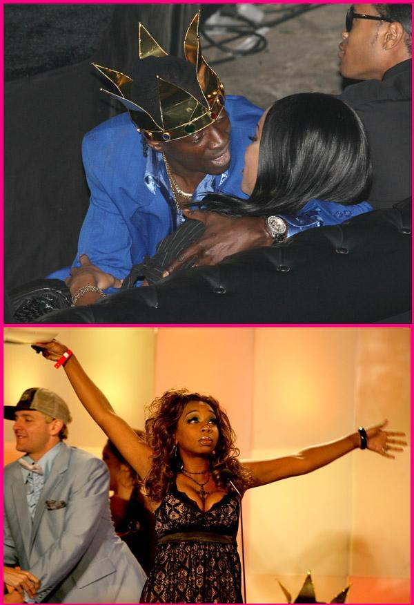Flava-Flav-and-Deelishis-kissing-jpeg