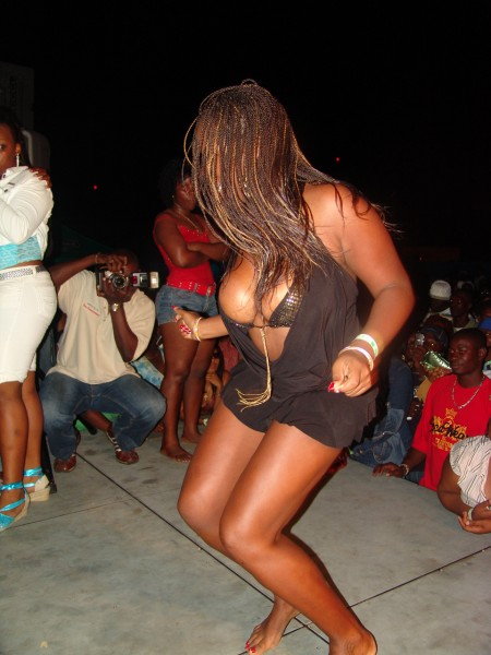 cayman islands party babe