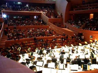 Disney Hall preview concert