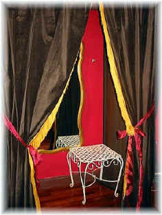 Ladies Dressing Room Chairs