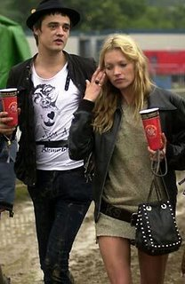 AND he dresses horribly!  She should know better!