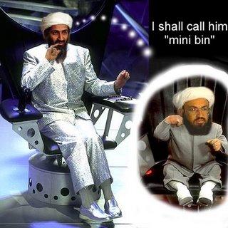 Osama Mini Bin