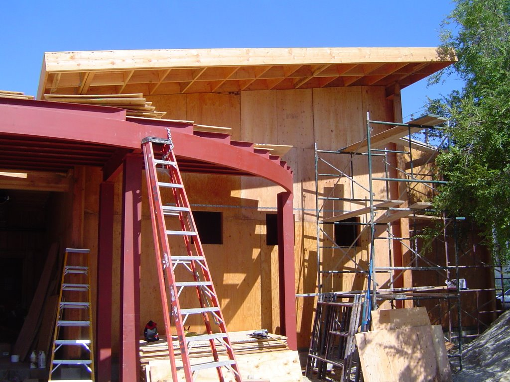 Martin luther king park pool rehabilitation project gas for Exterior sheathing