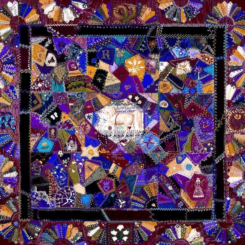 Robyne Melia's Crazy Patchwork Quilt: Thought I'd make a site just ... : crazy quilt definition - Adamdwight.com
