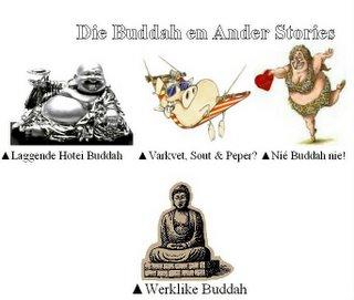 Die Buddah & Ander Stories deur FGDP in AFRIKAANS