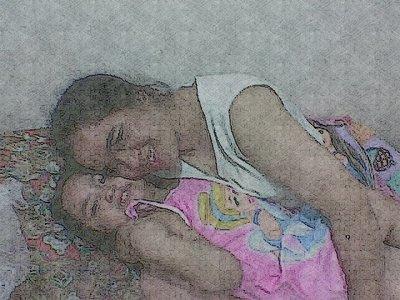Ofelia Joy and Lorelia Sophia