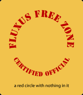 another fluxus free zone by Allan Revich