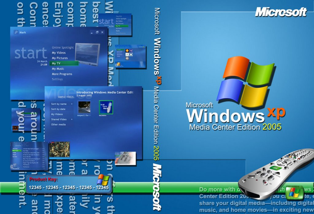 25 Jul 2014 The Update Rollup 2 for Windows XP Media Center Edition 2005 pa