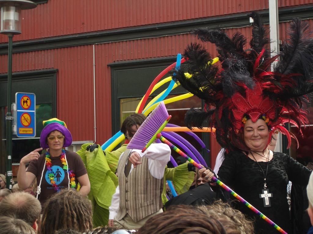 fiesta gay original