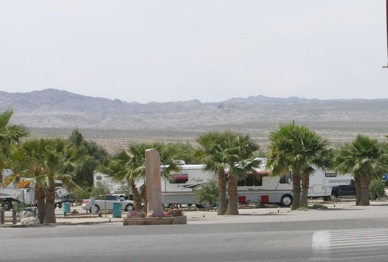 Campground reviews for Laughlin camping cabins