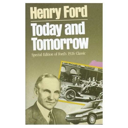management leadership ford Initially, ford's generic strategy was cost leadership this generic  handbook of  services marketing and management, 409 merchant, h.