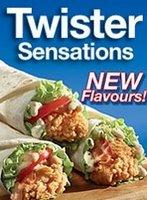 Vegetarian Twister
