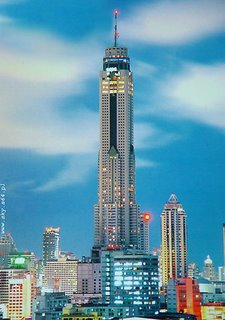 Baiyoke Tower A Day Bangkok Thailand