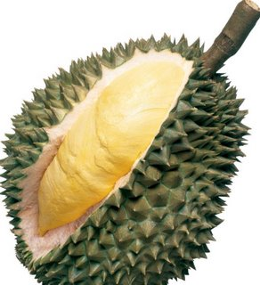 Durian is The King of Fruit