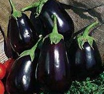 Low Calories with Eggplants