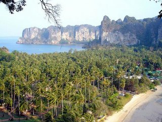 Krabi Railay Viewpoint Thailand