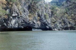 Lot Poo You Cave Thaleban Satun Thailand