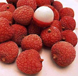 Lychee (Litchi chinensis)Dessert Fruit