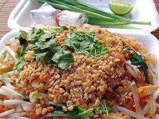 Pad Thai is famous Thai food